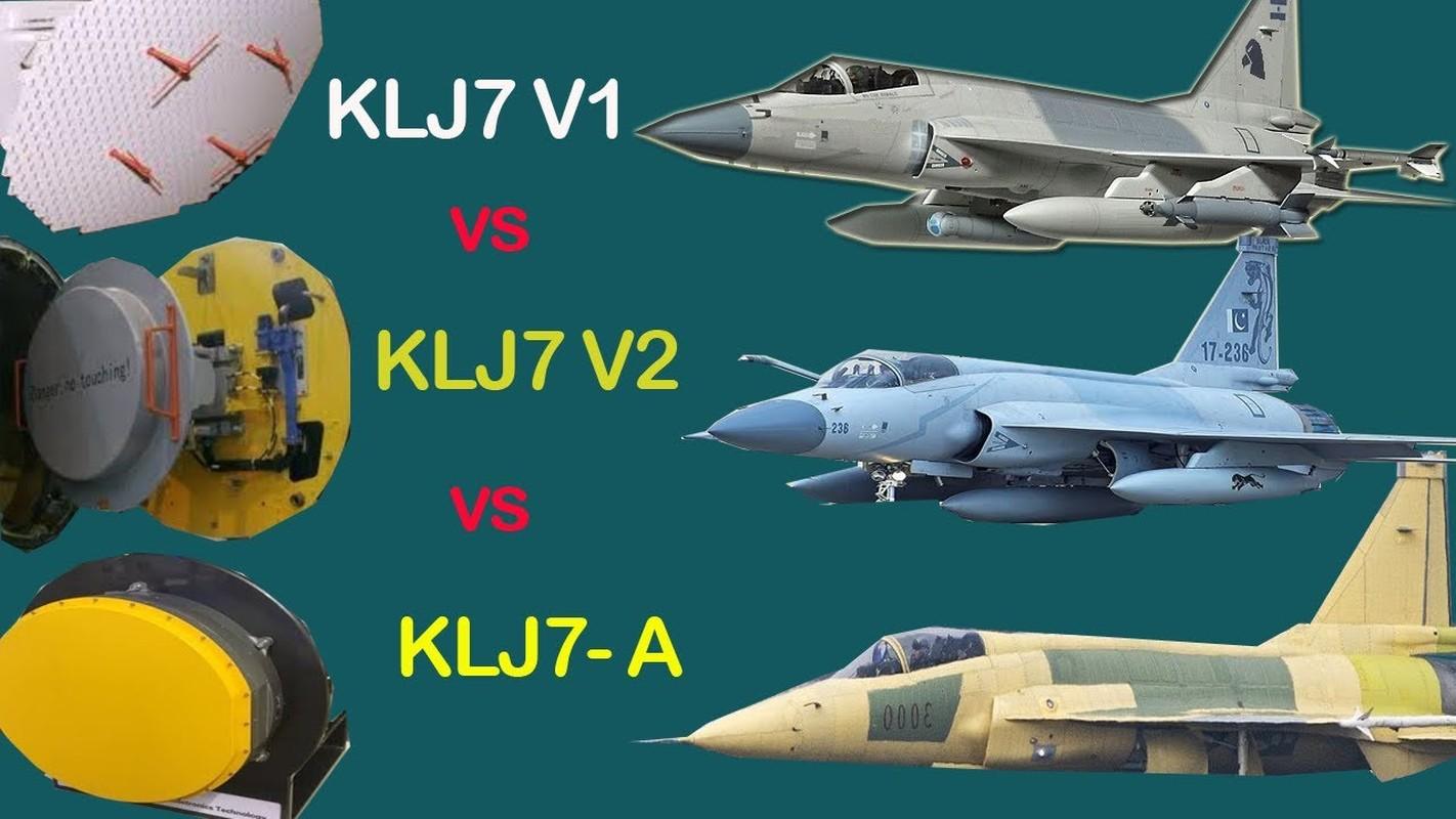 Qua tin tuong Trung Quoc, tiem kich JF-17 gio thanh