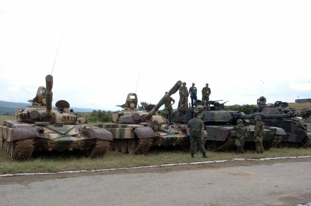 NATO khong the dong bo vu khi vi... hang ton tu thoi Lien Xo-Hinh-9