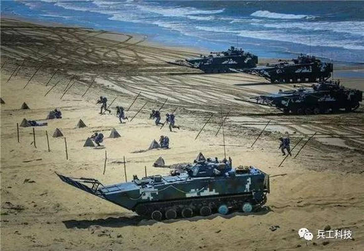 Tu huyet tren xe chien dau do bo Type 05 cua Trung Quoc-Hinh-10