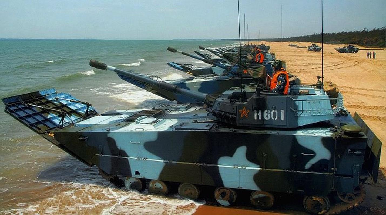 Tu huyet tren xe chien dau do bo Type 05 cua Trung Quoc-Hinh-2