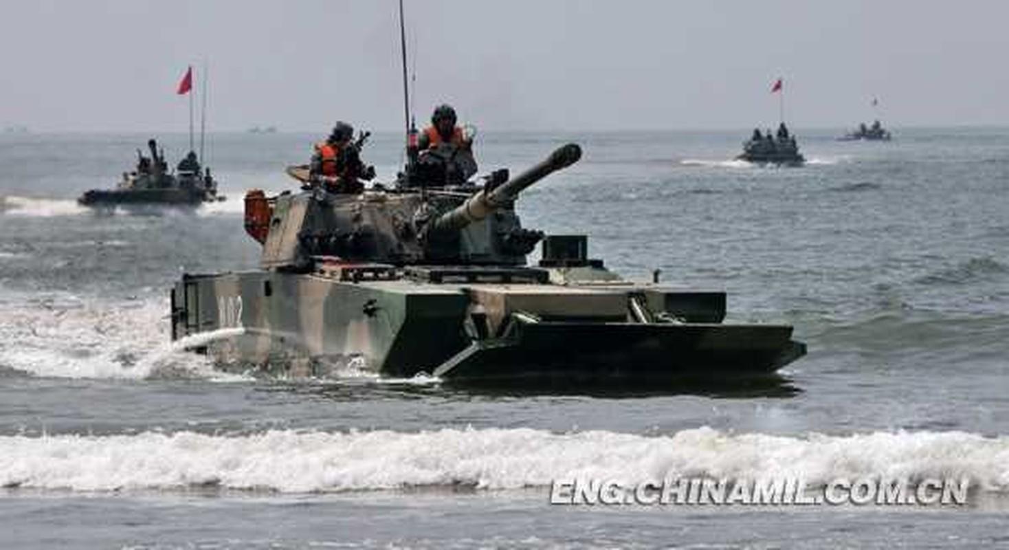 Tu huyet tren xe chien dau do bo Type 05 cua Trung Quoc-Hinh-6