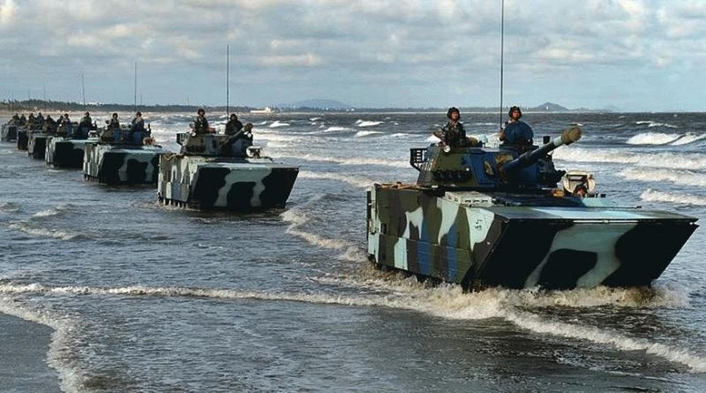 Tu huyet tren xe chien dau do bo Type 05 cua Trung Quoc-Hinh-7