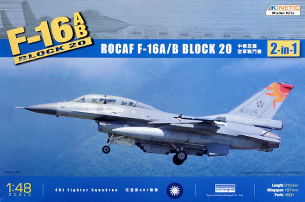Dai Loan kich hoat Phi doi tiem kich F-16V dau tien, san sang nghenh chien-Hinh-2
