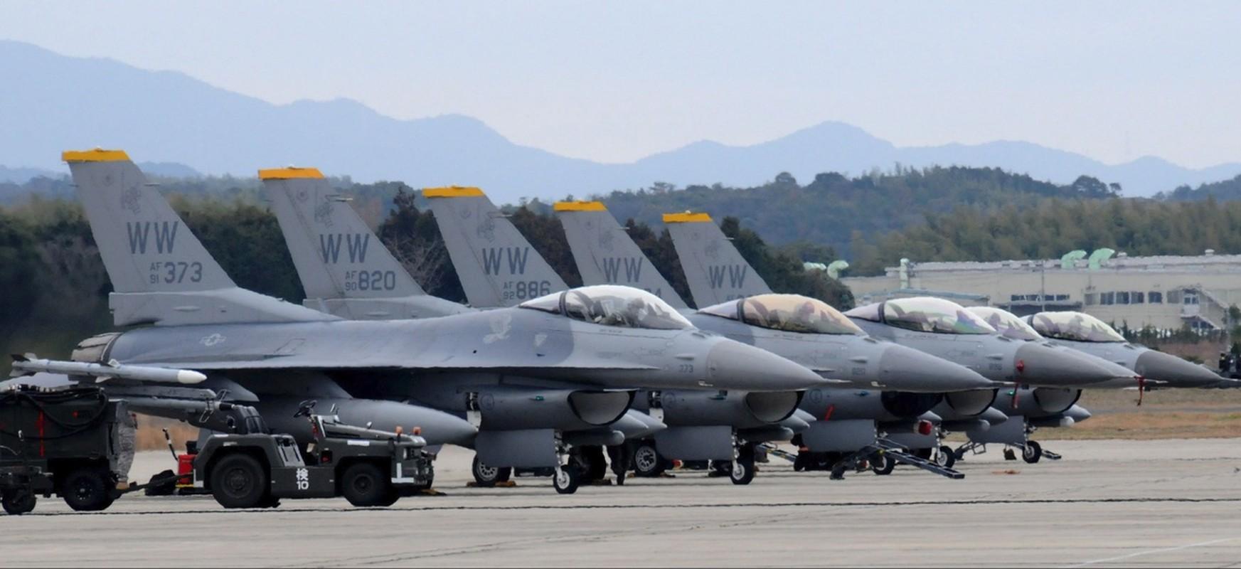 Dai Loan kich hoat Phi doi tiem kich F-16V dau tien, san sang nghenh chien-Hinh-6
