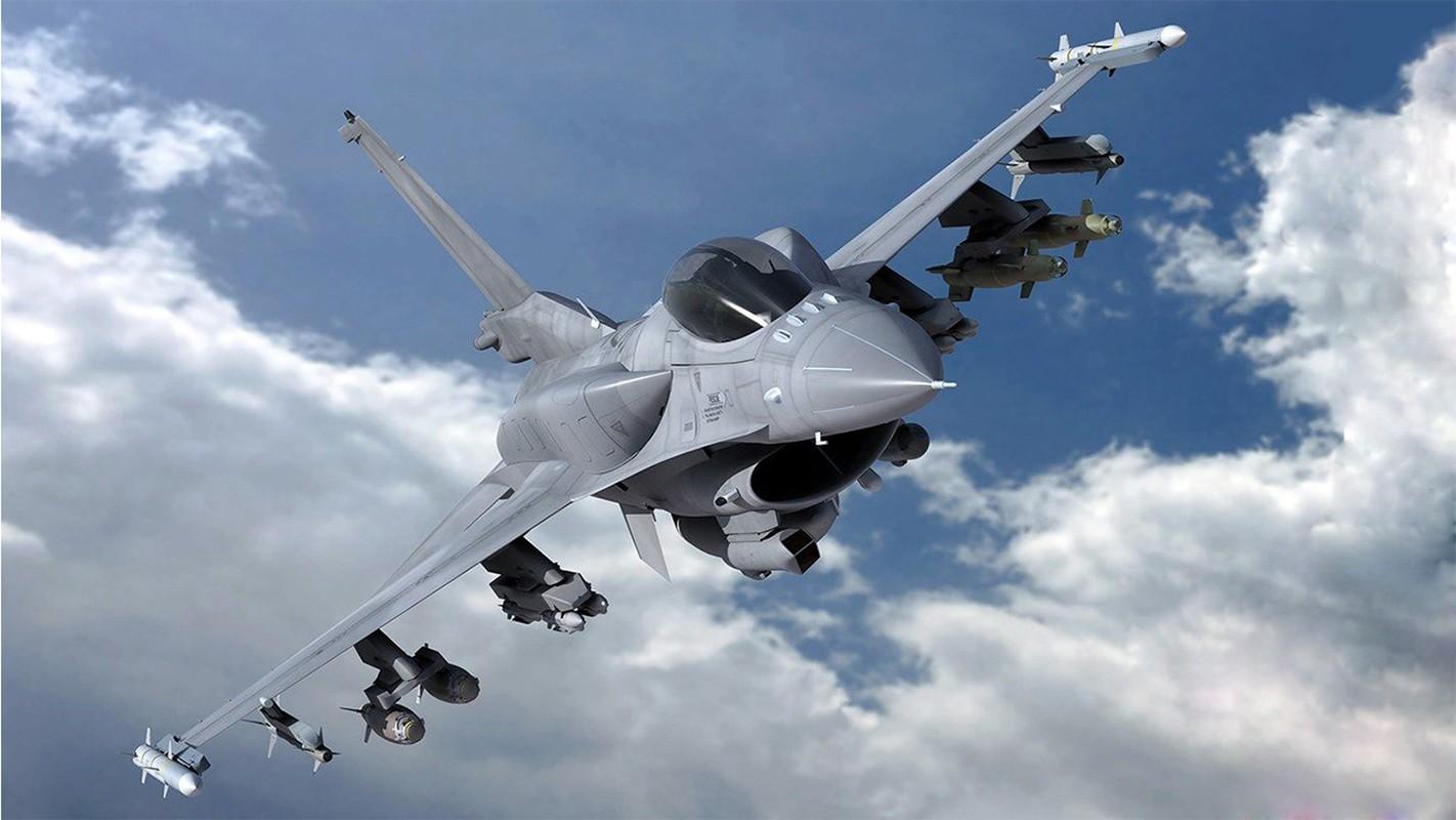 Dai Loan kich hoat Phi doi tiem kich F-16V dau tien, san sang nghenh chien-Hinh-8