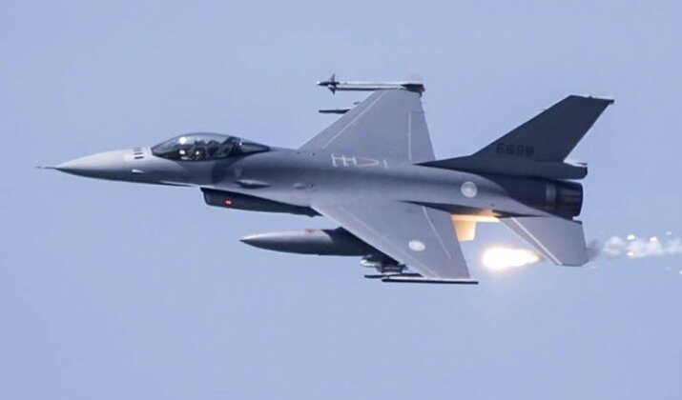 Dai Loan kich hoat Phi doi tiem kich F-16V dau tien, san sang nghenh chien