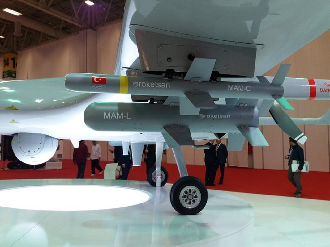 Vuot mat Israel, Tho Nhi Ky tro thanh sieu cuong UAV tiep theo-Hinh-11