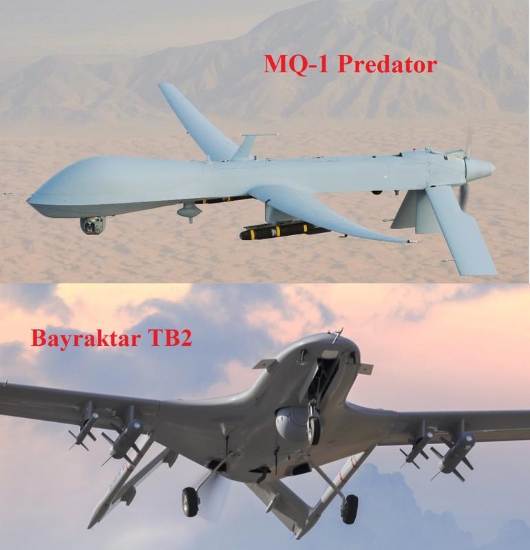 Vuot mat Israel, Tho Nhi Ky tro thanh sieu cuong UAV tiep theo