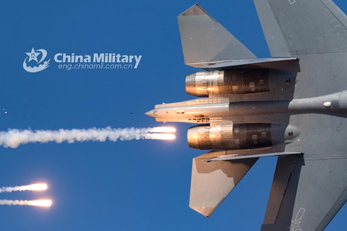 Bi che qua nhieu, Trung Quoc lon tieng tuyen bo J-16