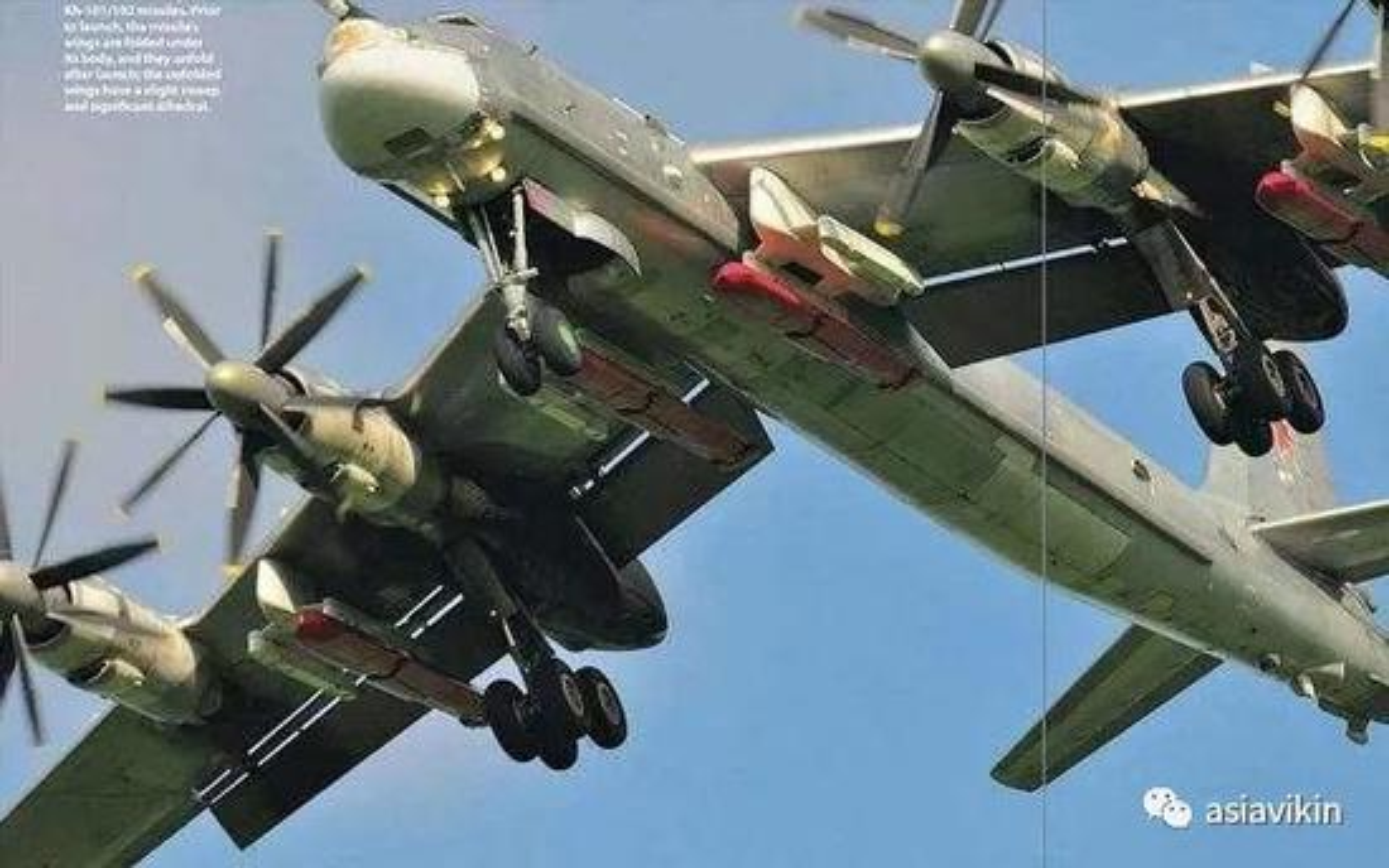 Tai sao Nga khong dung may bay nem bom chien luoc Tu-95 o Syria?