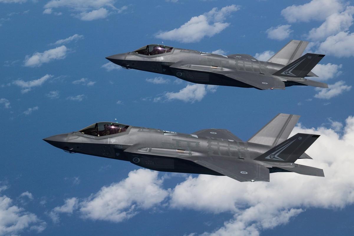 Nhat hua dua tiem kich F-35 toi sat dao tranh chap voi Trung Quoc