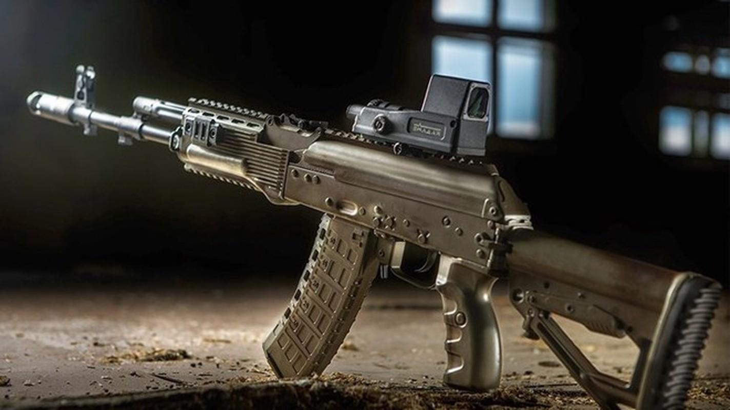 AK-12 va hanh trinh gian truan de co cho dung trong quan doi Nga-Hinh-5