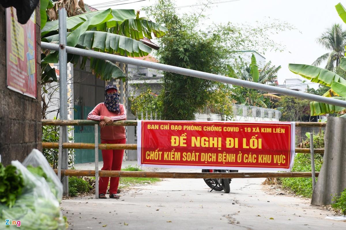 Do an het, cong nhan Hai Duong lay lat song giua dich COVID-19