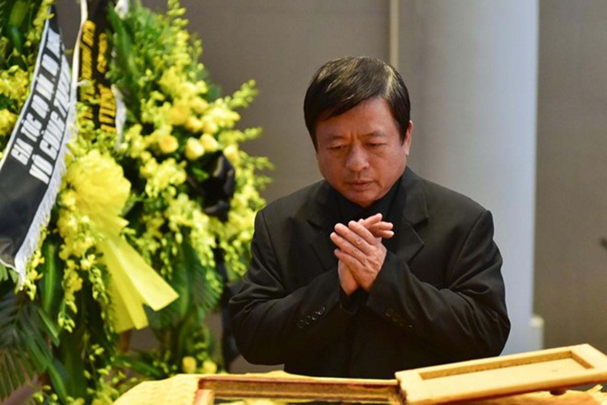 Nghe si Viet nghen ngao trong dam tang nhac si Hoang Duong-Hinh-9