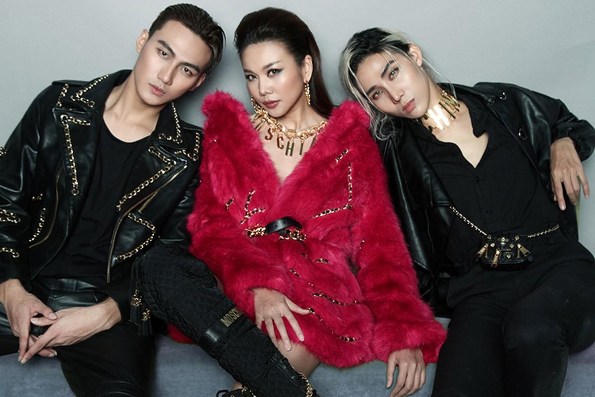 Tro cung cua Thanh Hang dang quang The Face bi nem da la ai?-Hinh-11