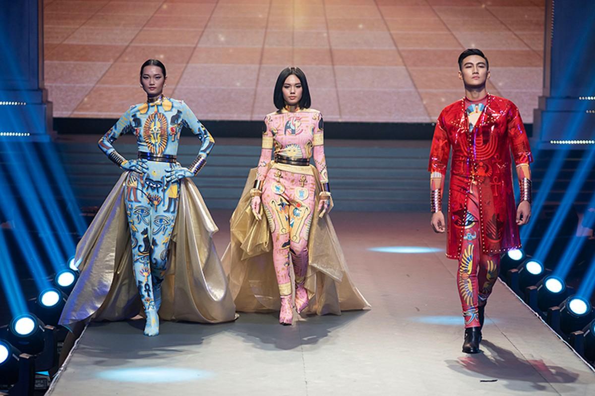 Tro cung cua Thanh Hang dang quang The Face bi nem da la ai?-Hinh-2
