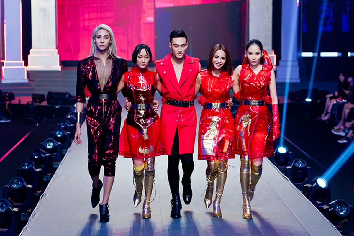 Tro cung cua Thanh Hang dang quang The Face bi nem da la ai?-Hinh-4