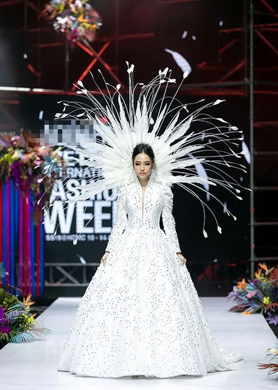 Truong Ho Phuong Nga phan ung ra sao truoc on ao catwalk?-Hinh-3