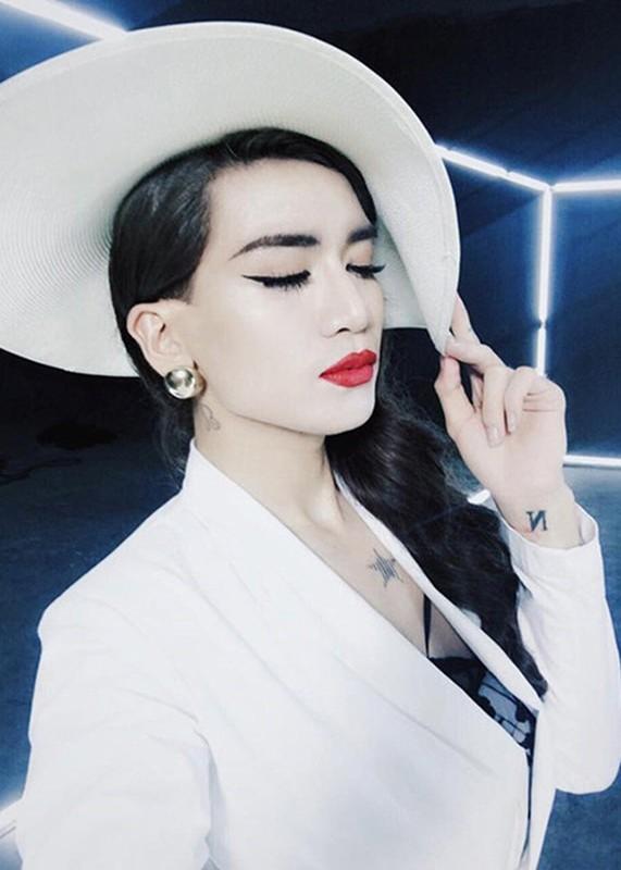 Loat anh BB Tran gia gai sieu dinh, Tran Thanh con phai xach dep-Hinh-8
