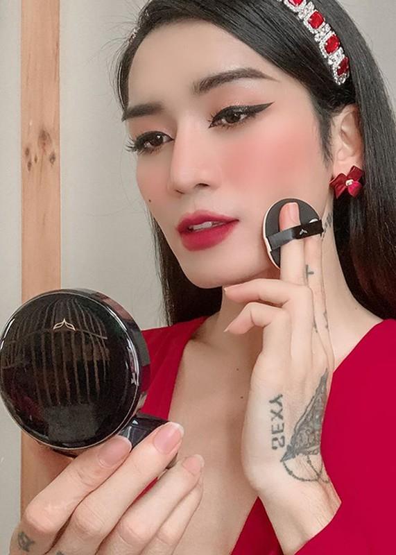 Loat anh BB Tran gia gai sieu dinh, Tran Thanh con phai xach dep-Hinh-9