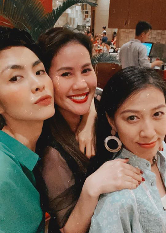 Than Thuy Ha mung sinh nhat con gai, van giau danh tinh nua kia-Hinh-6