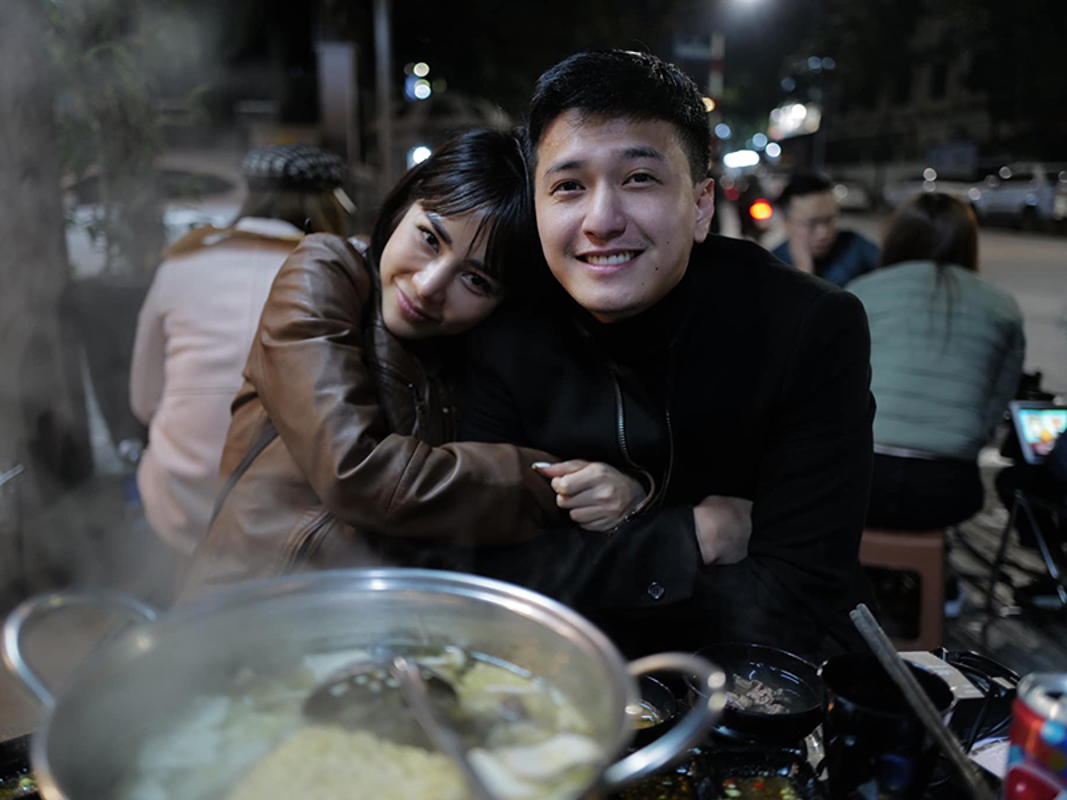"""Chuyen tinh """"ngot lim"""" cua Huynh Anh va ban gai hon tuoi-Hinh-10"""