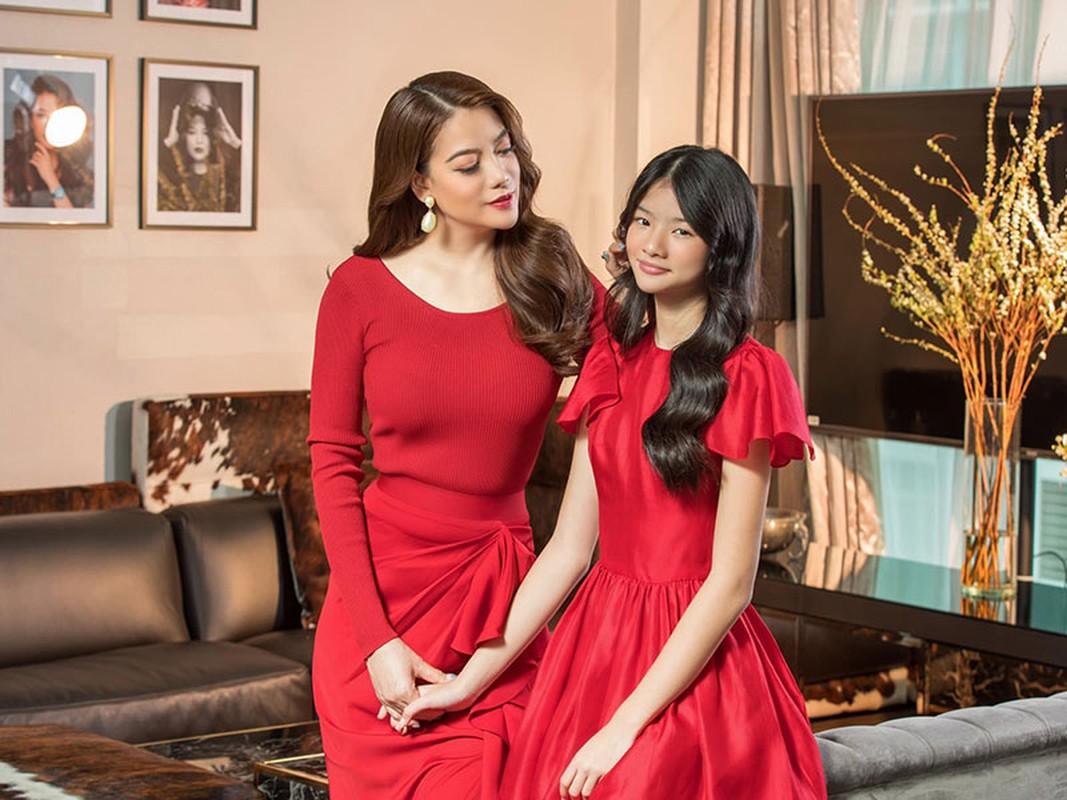 Tran Bao Son khoe con gai voi vo moi, Truong Ngoc Anh the nao?-Hinh-12