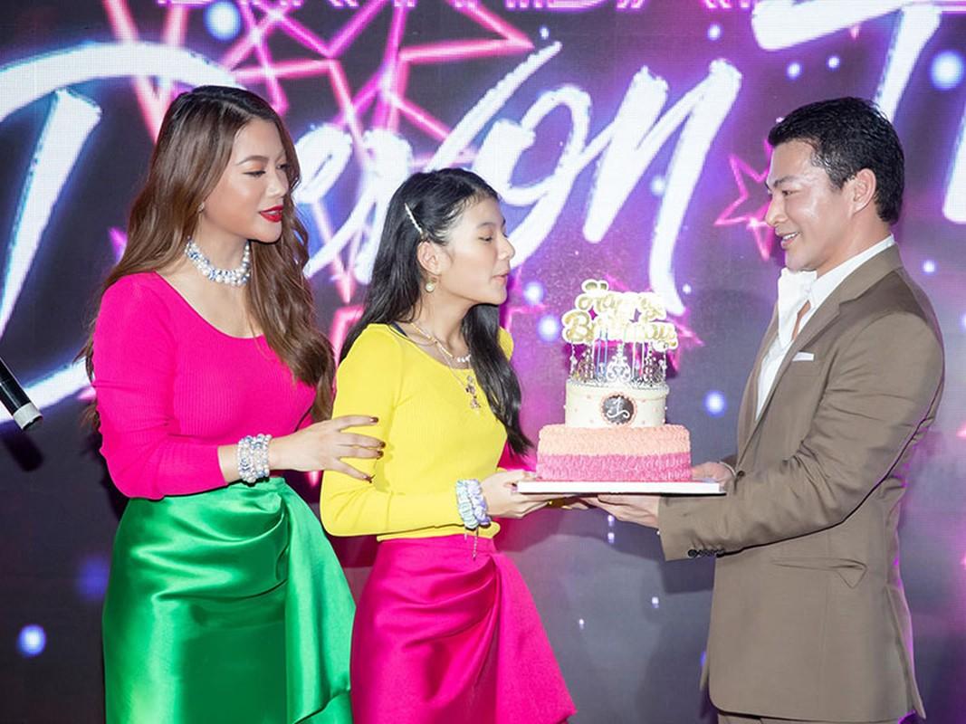 Tran Bao Son khoe con gai voi vo moi, Truong Ngoc Anh the nao?-Hinh-3