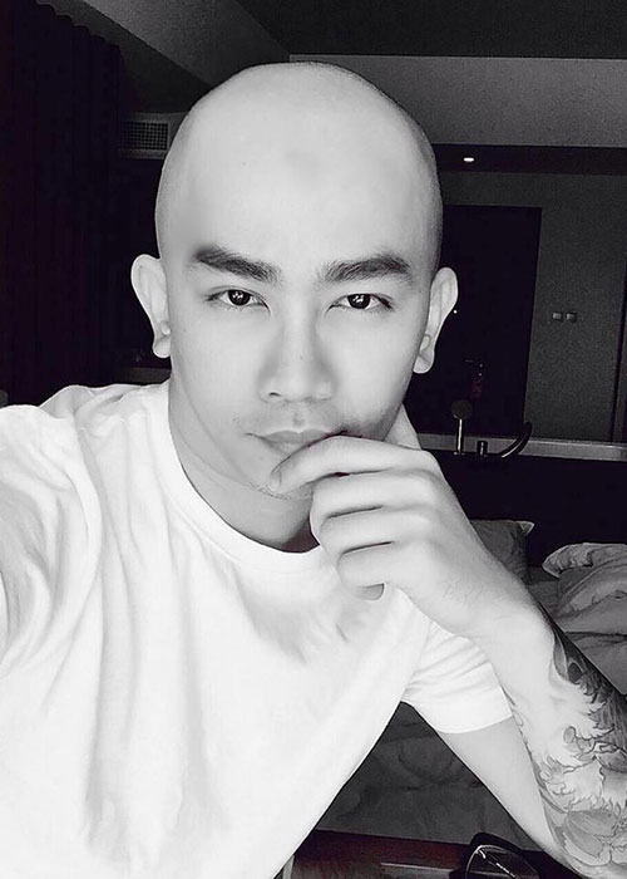 "Sao Viet tiec thuong ""phu thuy makeup"" Minh Loc qua doi-Hinh-2"