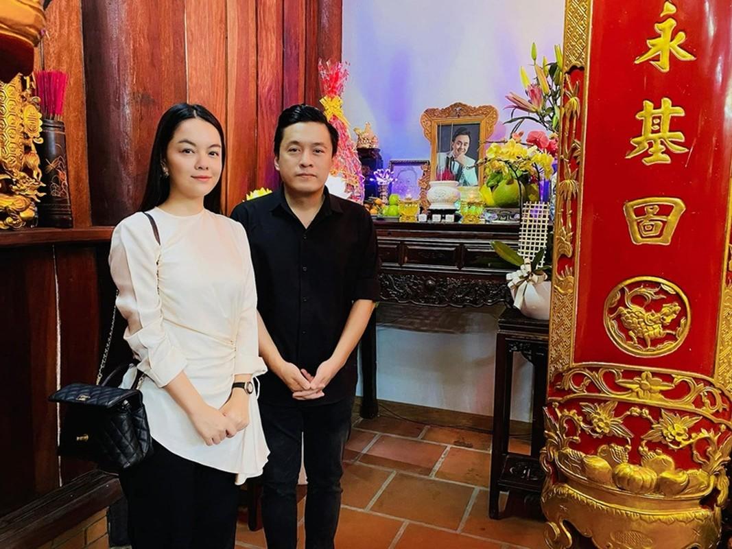 Ca si Phuong Loan tuong nho 100 ngay mat nghe si Chi Tai-Hinh-9