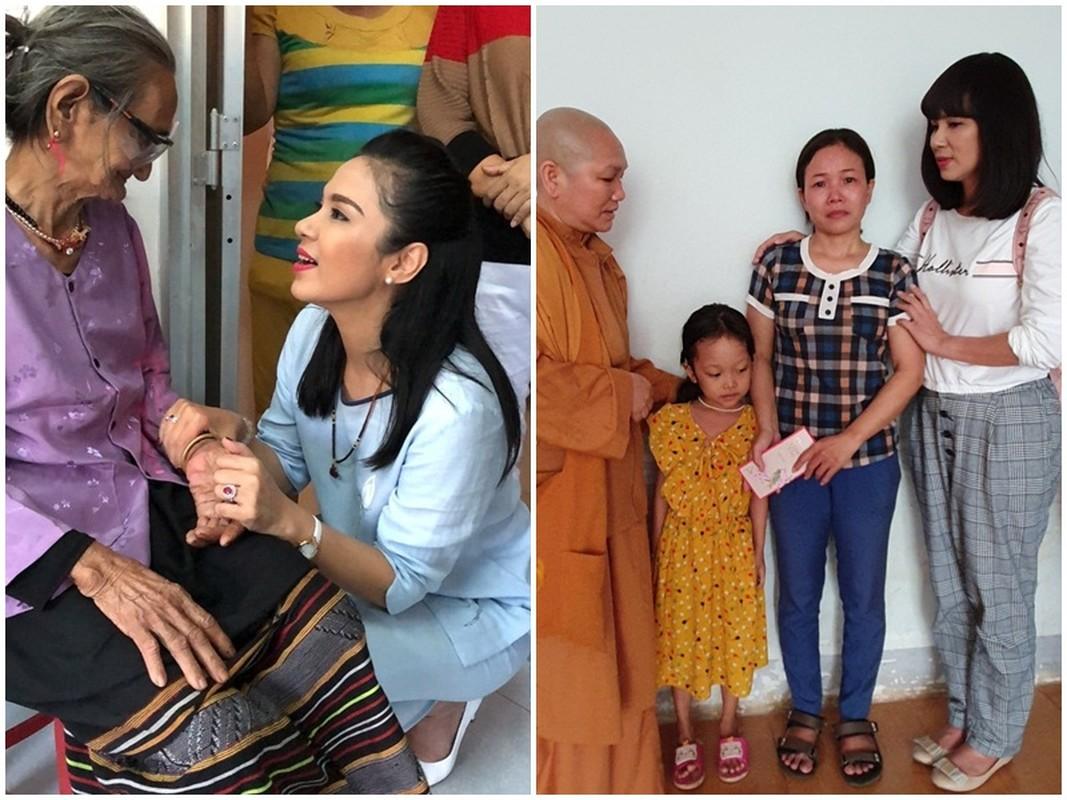 """Cuoc song cua """"me don than"""" Viet Trinh khi bi che het thoi-Hinh-2"""