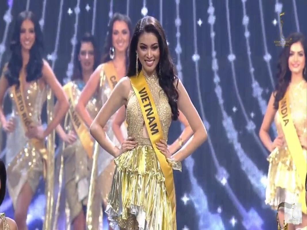 Ngoc Thao truot top 10, dai dien My dang quang Miss Grand International