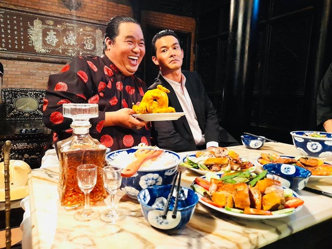 Phuong Chanel khoe eo 63, Quach Ngoc Ngoan miet mai dong phim-Hinh-5