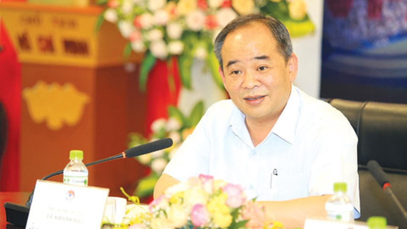 Chan dung ong Le Khanh Hai, tan Chu nhiem Van phong Chu tich nuoc-Hinh-5