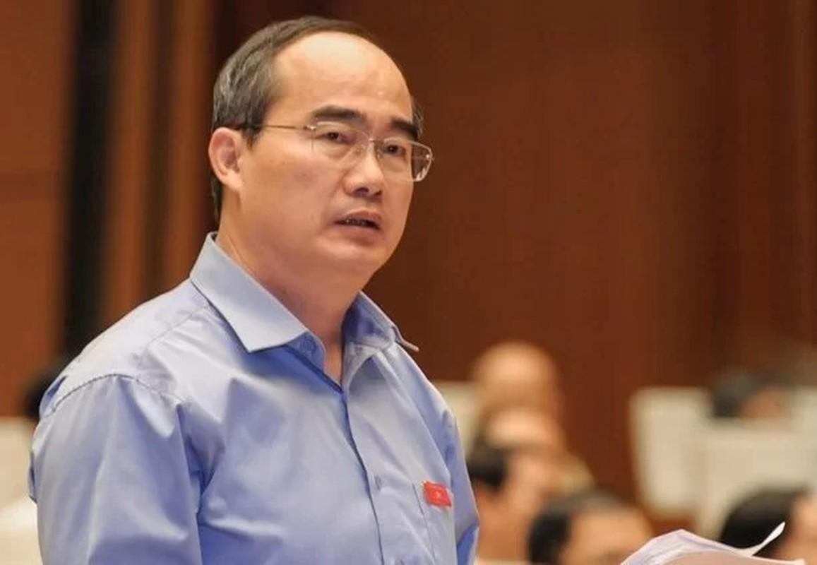 Cu tri dong y 100% gioi thieu ong Nguyen Thien Nhan ung cu DBQH
