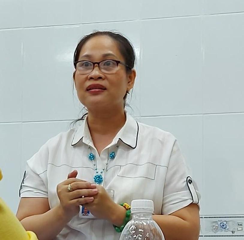 Tin nong ngay 1/2: Giang chuc Hieu truong Truong Tieu hoc Tran Van On