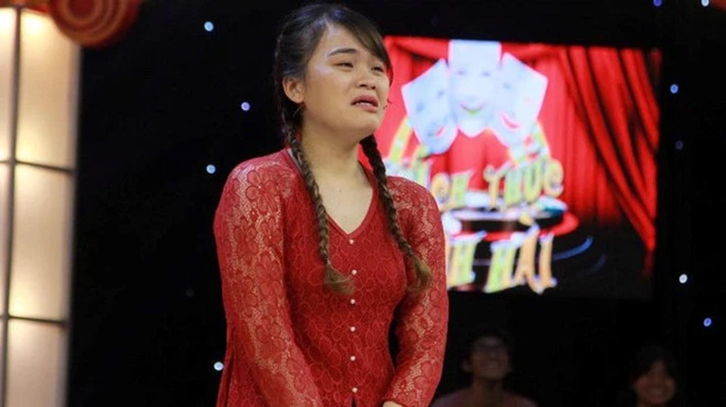 'Thanh sun' Ngan Thao song sang xin sau khi roi 'Thach Thuc Danh Hai'-Hinh-2