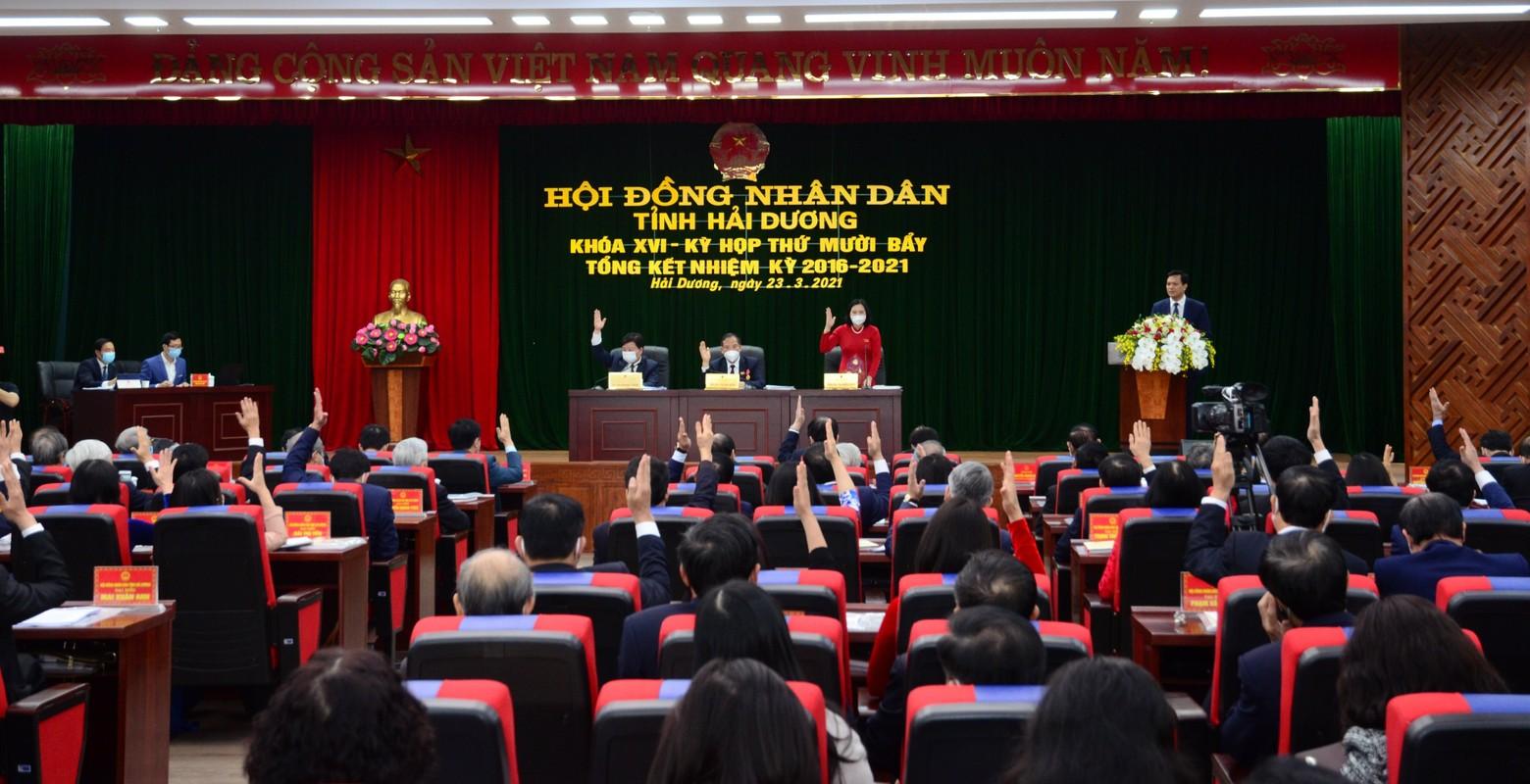 Tan Chu tich Hoi dong nhan dan tinh Hai Duong la ai?