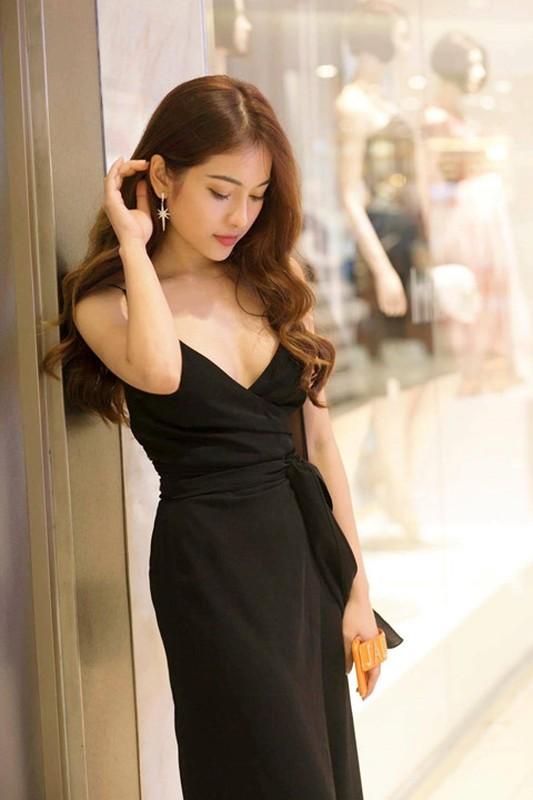 Gu thoi trang sang chanh cua ban gai moi Duong Khac Linh-Hinh-2