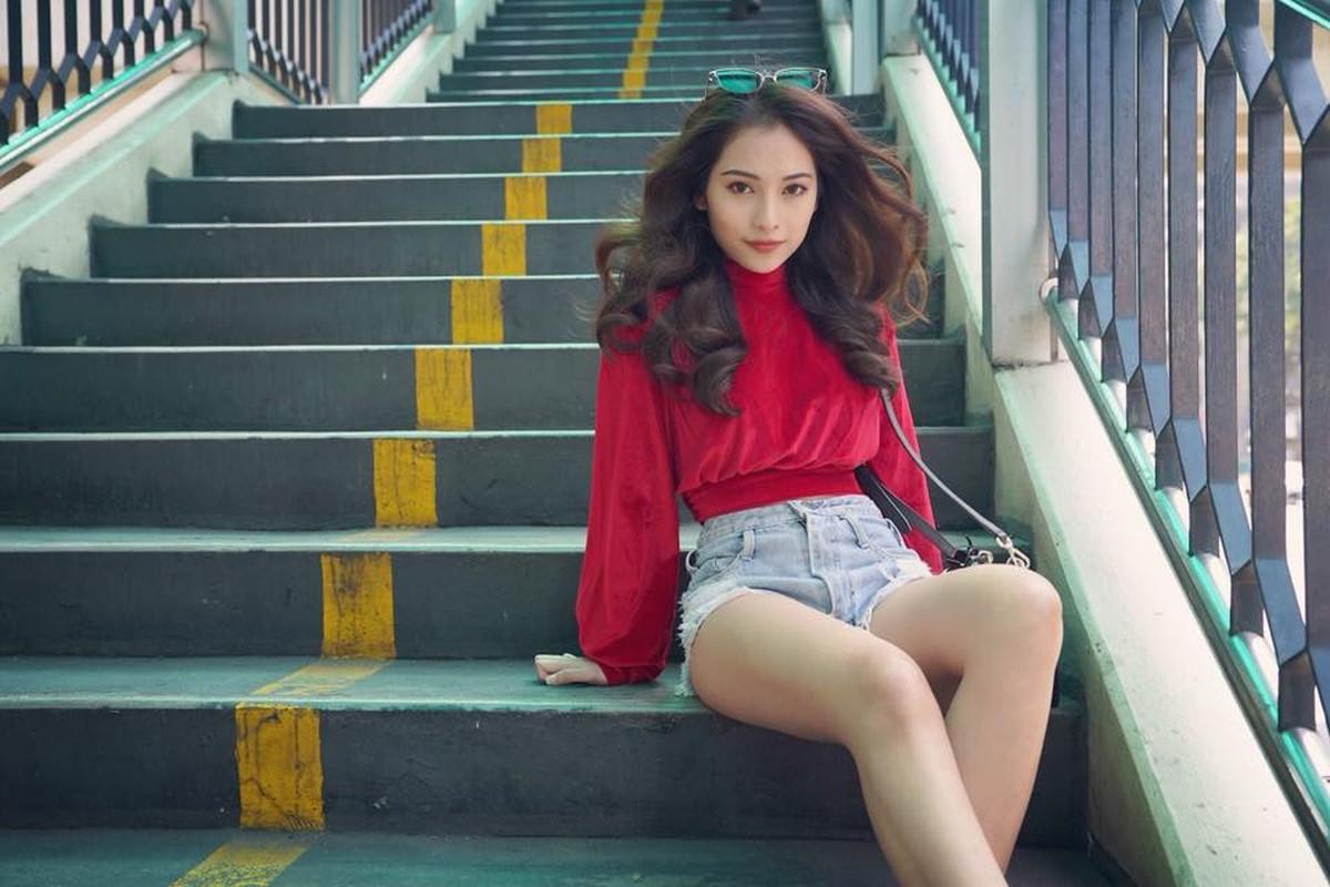 Gu thoi trang sang chanh cua ban gai moi Duong Khac Linh-Hinh-5
