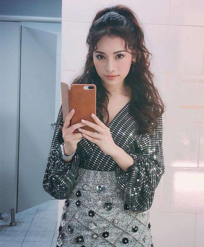 Gu thoi trang sang chanh cua ban gai moi Duong Khac Linh-Hinh-8