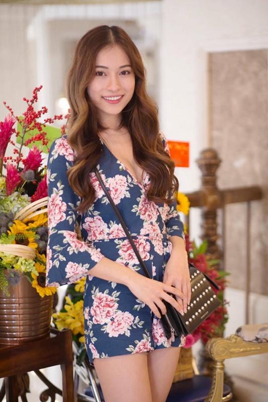 Gu thoi trang sang chanh cua ban gai moi Duong Khac Linh-Hinh-9