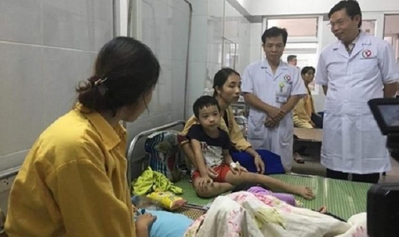 Nhung vu ngo doc thuc pham kinh hoang nhat nam 2018