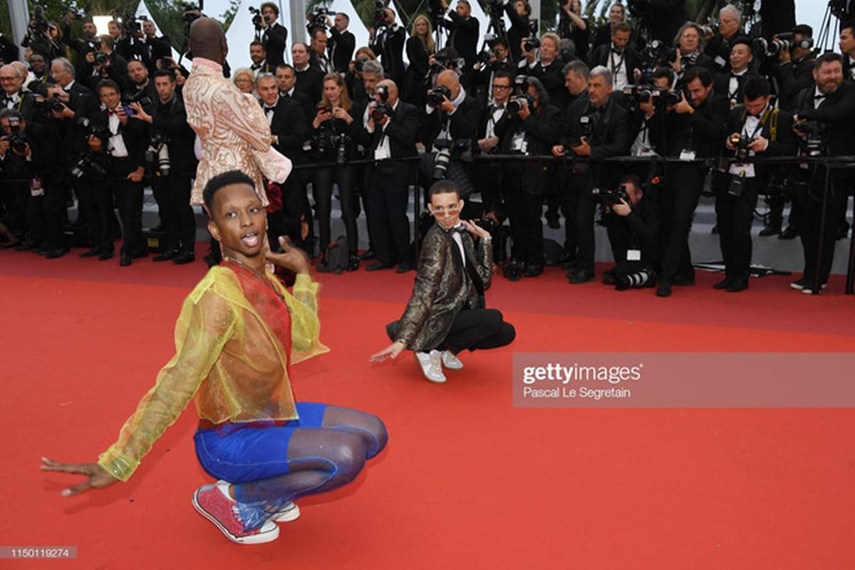 Nhung sao nam an mac lo lang tai LHP Cannes 2019-Hinh-2