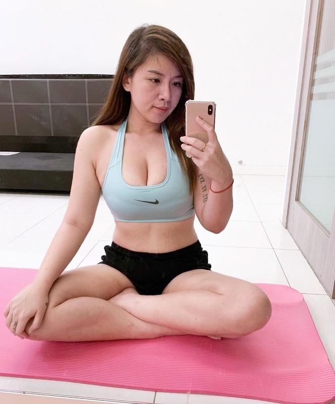 Hanh trinh giam can tu 122kg xuong 68kg gay sot cua co gai nguoi Malaysia-Hinh-9