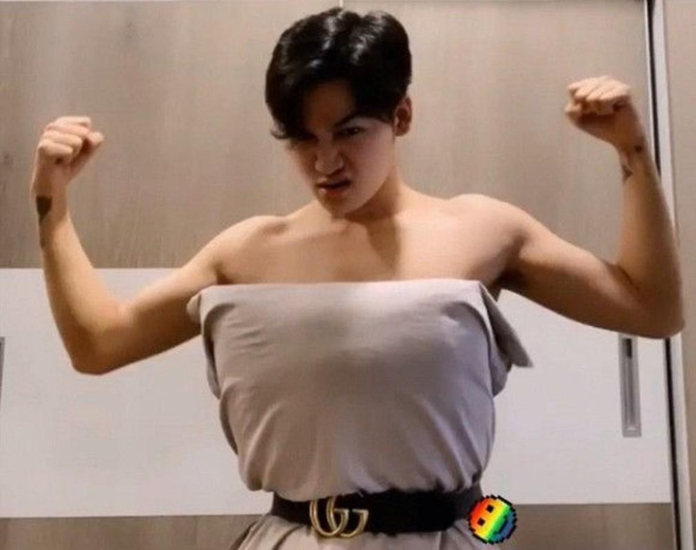 "Quy ong Vbiz ""du trend"" lay goi lam vay khien fan ""cuoi lan cuoi bo""-Hinh-9"