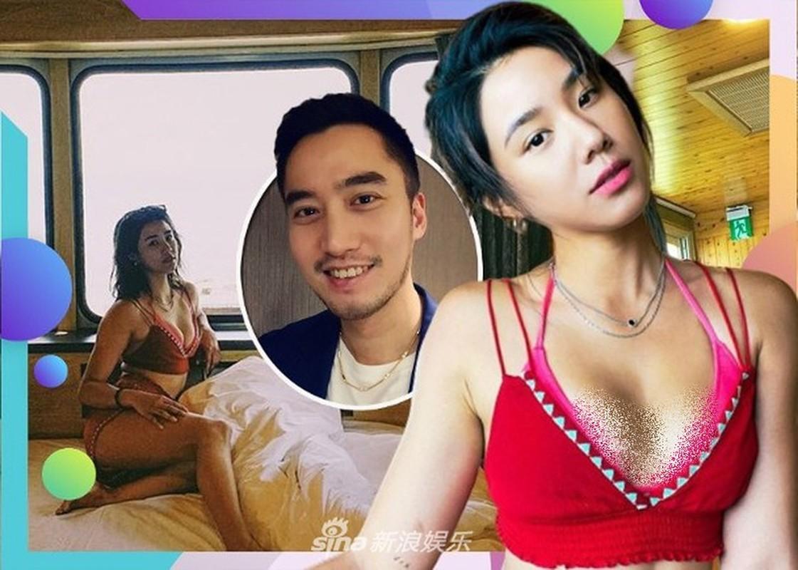 """Tieu tam """"nguc khung"""" pha hon nhan Chung Han Dong an mac goi cam"""