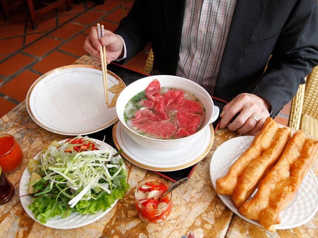 Pho Viet Nam lot top 11 mon mi dac san noi tieng the gioi