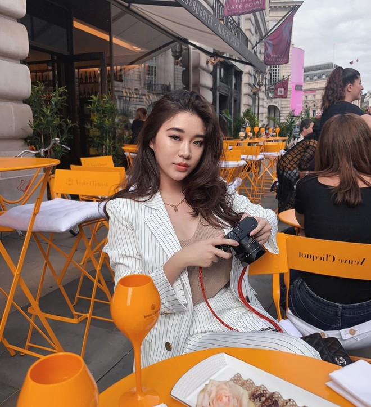 Phong cach thoi trang sanh dieu cua hot girl Lao tung hoc Ngoai thuong-Hinh-4
