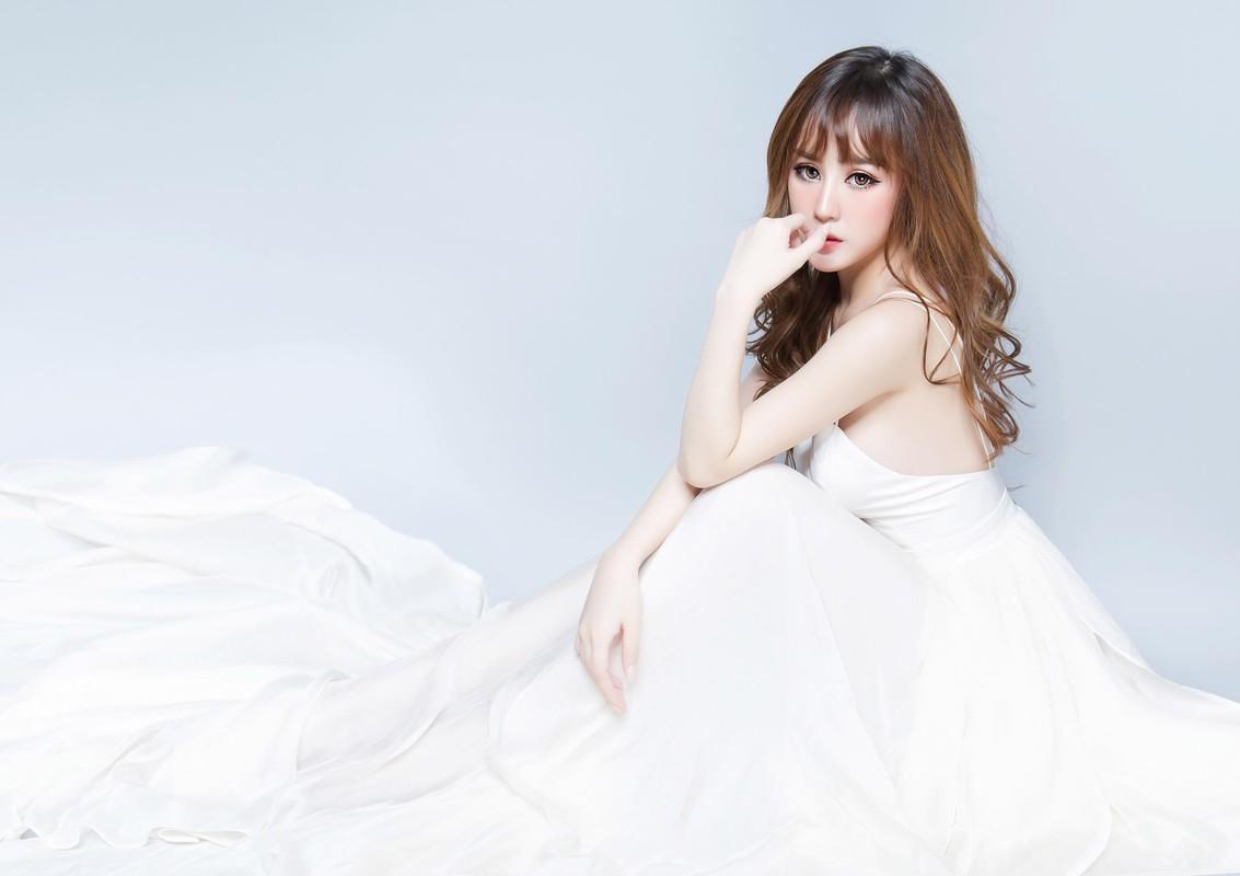 Ban gai hotgirl cua rapper Karik xinh nhu bup be, an mac sanh dieu-Hinh-6